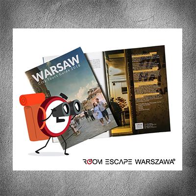 Warsaw city tours news szary