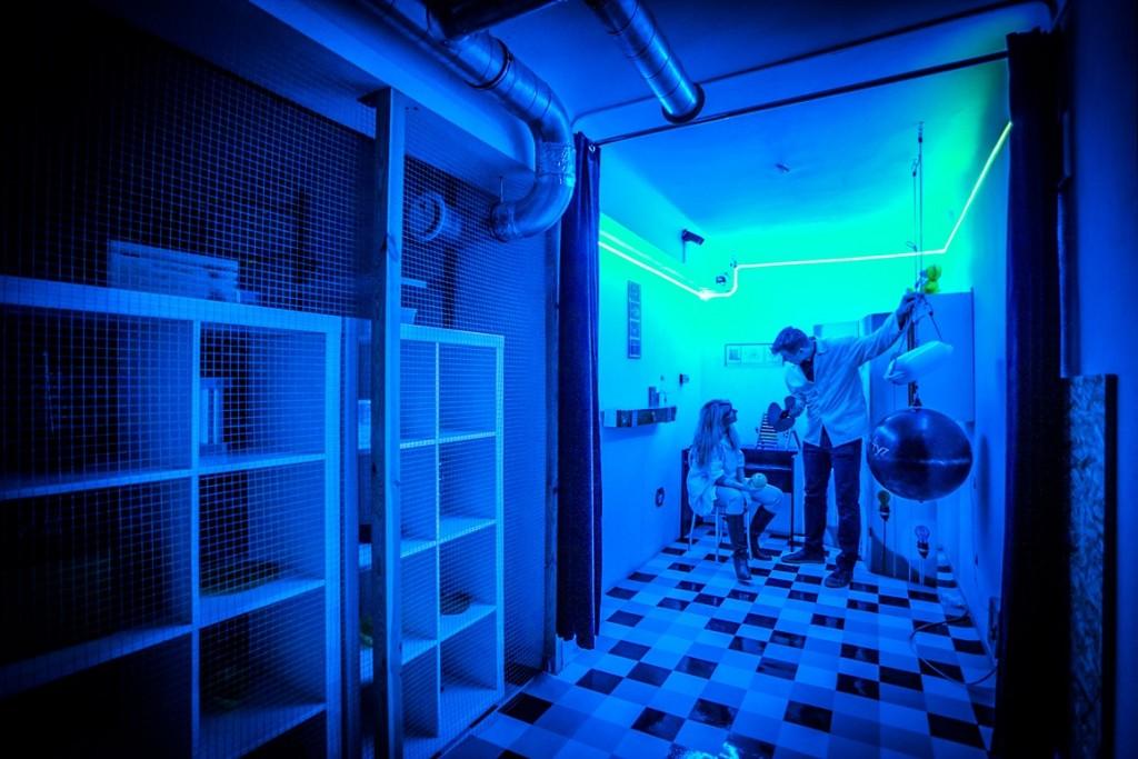 Laboratorium – EscapeRoom Warszawa
